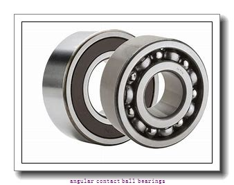 95 mm x 250 mm x 55 mm  SKF 7419 GAM  Angular Contact Ball Bearings