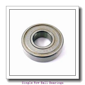 NACHI 6000         C3  Single Row Ball Bearings
