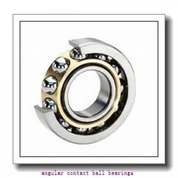 25 mm x 52 mm x 20.6 mm  SKF 3205 A-2RS1TN9/MT33  Angular Contact Ball Bearings