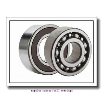85 mm x 180 mm x 41 mm  SKF QJ 317 N2MA  Angular Contact Ball Bearings