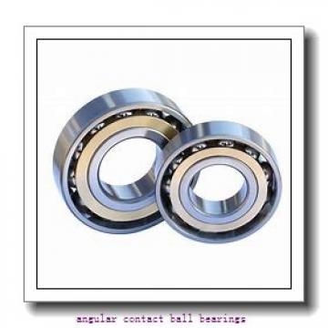 60 mm x 150 mm x 35 mm  SKF 7412 BM  Angular Contact Ball Bearings