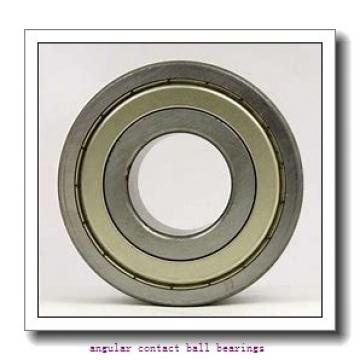 95 mm x 170 mm x 55.6 mm  SKF 3219 A  Angular Contact Ball Bearings