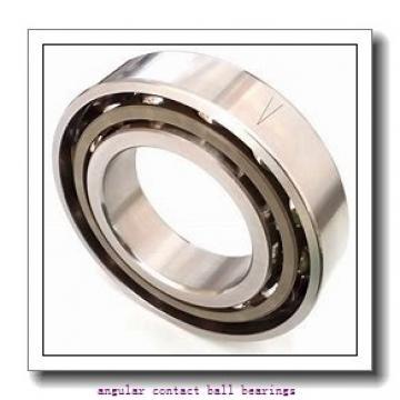 0.669 Inch | 17 Millimeter x 1.575 Inch | 40 Millimeter x 0.472 Inch | 12 Millimeter  SKF QJ 203 N2MA/C2L  Angular Contact Ball Bearings