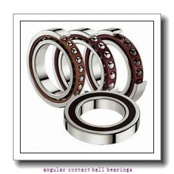 2.165 Inch | 55 Millimeter x 3.937 Inch | 100 Millimeter x 1.311 Inch | 33.3 Millimeter  SKF 3211 E/C3  Angular Contact Ball Bearings
