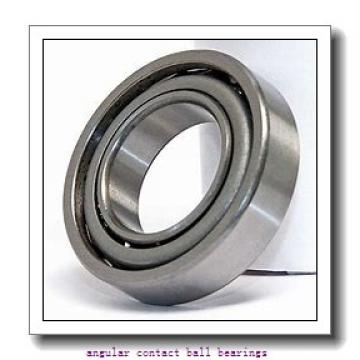 2.165 Inch | 55 Millimeter x 5.512 Inch | 140 Millimeter x 2.5 Inch | 63.5 Millimeter  TIMKEN 5411W MBR  Angular Contact Ball Bearings