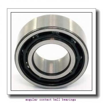 60 mm x 110 mm x 22 mm  SKF QJ 212 MA  Angular Contact Ball Bearings