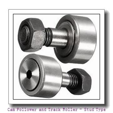 IKO CFFU1-20-1  Cam Follower and Track Roller - Stud Type