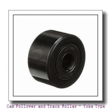CONSOLIDATED BEARING 305802-2RS  Cam Follower and Track Roller - Yoke Type