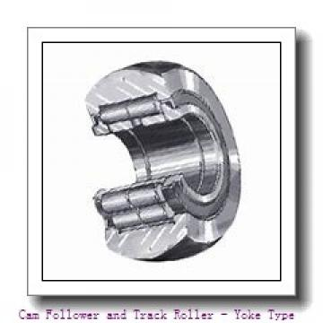 CONSOLIDATED BEARING 305702-ZZ  Cam Follower and Track Roller - Yoke Type