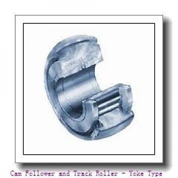 INA NNTR140X340X162-2ZL  Cam Follower and Track Roller - Yoke Type