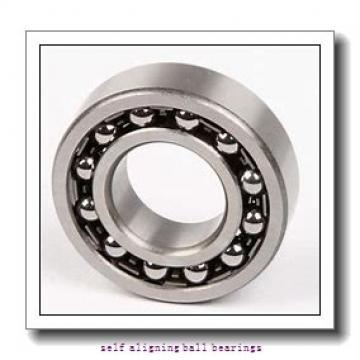 120 mm x 215 mm x 42 mm  SKF 1224 M Self Aligning Ball Bearings
