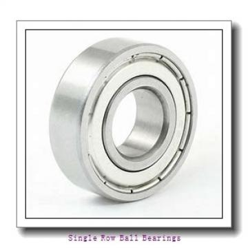 NACHI 6207ZZE C3  Single Row Ball Bearings
