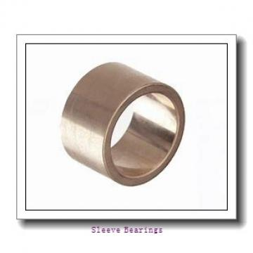 ISOSTATIC EP-081010  Sleeve Bearings