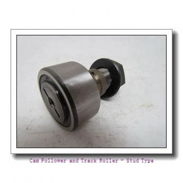 IKO CRE8-1UU  Cam Follower and Track Roller - Stud Type #1 image