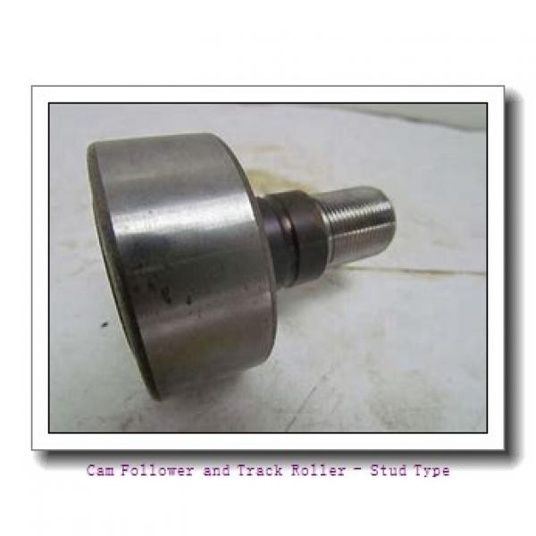 IKO CFES6BUUR  Cam Follower and Track Roller - Stud Type #1 image