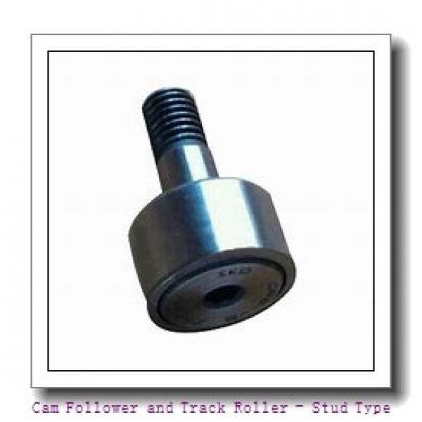 IKO CFRU1-20-1  Cam Follower and Track Roller - Stud Type #1 image
