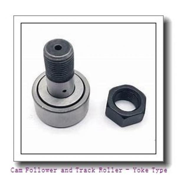 CONSOLIDATED BEARING STO-40X  Cam Follower and Track Roller - Yoke Type #1 image
