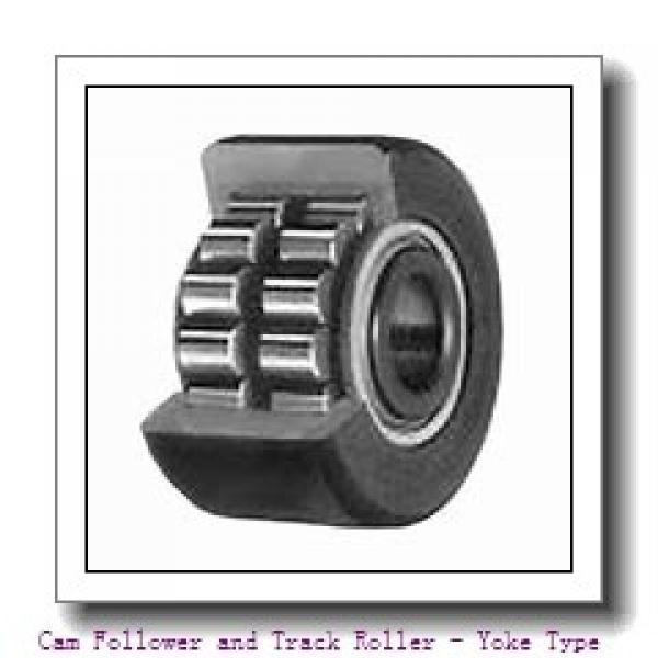CONSOLIDATED BEARING LFR-50/5-6-ZZ  Cam Follower and Track Roller - Yoke Type #2 image