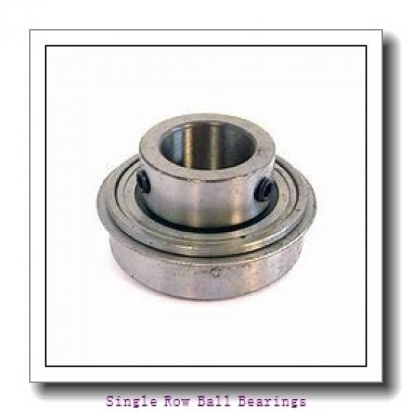 NACHI 6203ZZENR  Single Row Ball Bearings #1 image