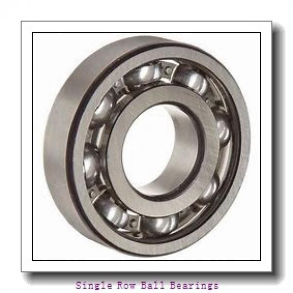 NACHI 6200ZZE C3  Single Row Ball Bearings #1 image