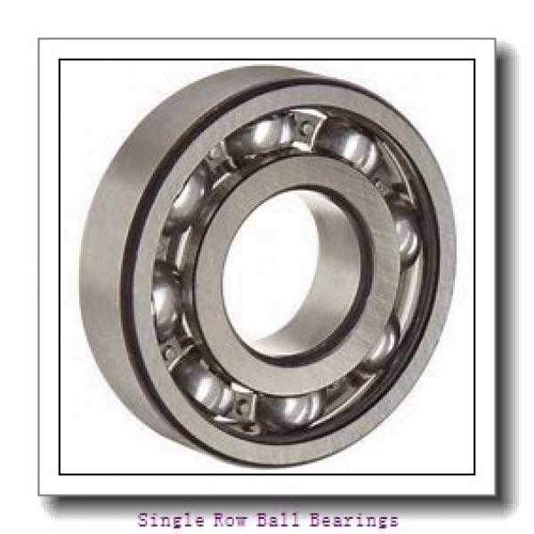 NACHI 6219 C3  Single Row Ball Bearings #2 image
