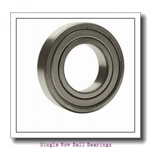 NACHI 6317ZZ C3  Single Row Ball Bearings #2 image