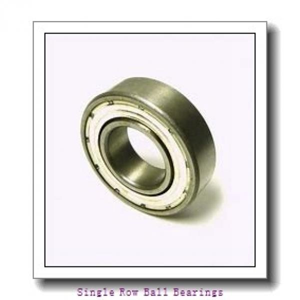 FAG 6314-2RSR-C3  Single Row Ball Bearings #1 image