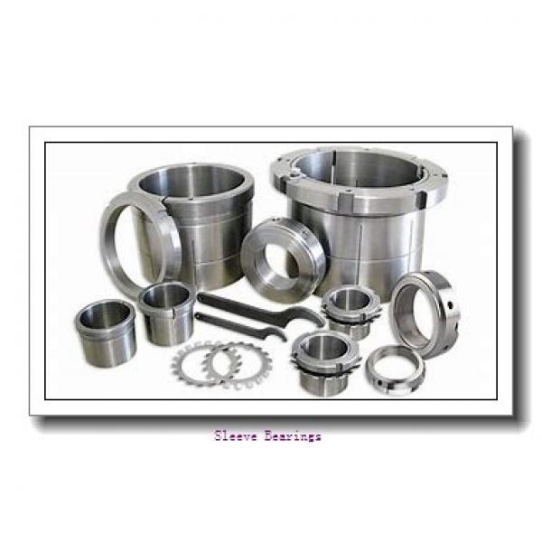 ISOSTATIC AA-2102-3  Sleeve Bearings #2 image