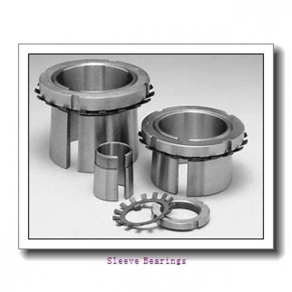 ISOSTATIC CB-1822-08  Sleeve Bearings #2 image