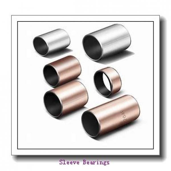GARLOCK BEARINGS GGB G14DU  Sleeve Bearings #1 image